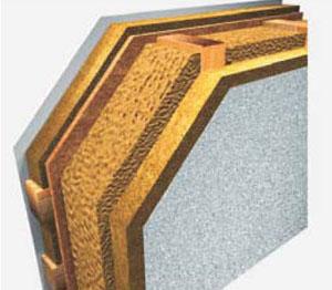 Holzrahmung für Fenster