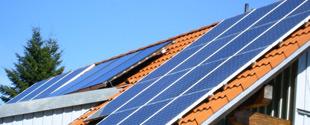 Photovoltaik-/Solarthermie-Anlagen